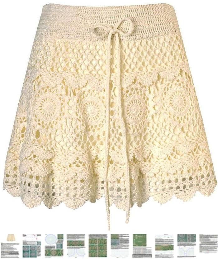 crochet skirt pattern ... ldzyryv