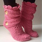 Ideal crochet slipper patterns for you