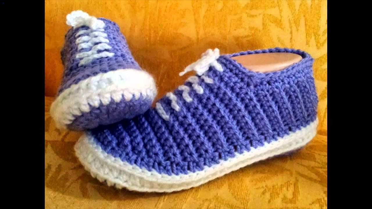 Crochet Slippers crochet slippers pattern easy okucnjr