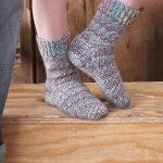 Crochet Sock Pattern: Easy & Quick