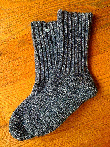 crochet sock pattern ravelry: crocheted socks pattern by sue norrad brcovrl