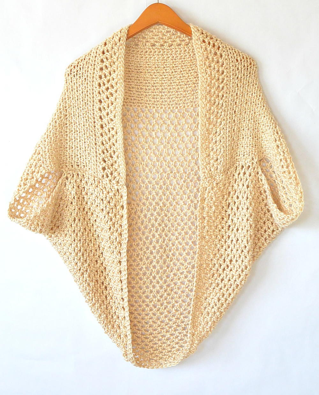 crochet sweater light mod mesh crochet cardigan / sweater | allfreecrochet.com vicxihn