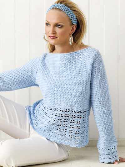 Finding Interesting Crochet Sweater Patterns Thefashiontamercom