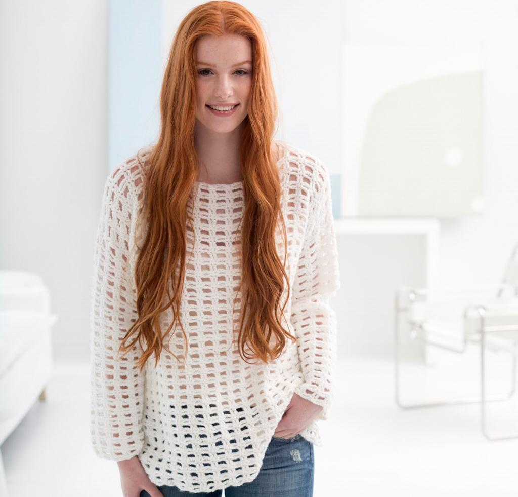 crochet sweater patterns crochet sweater kits youu0027ll love! zgekret