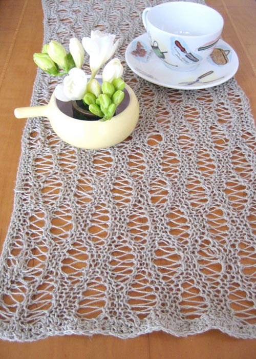 crochet table runner pattern for beginners lnxhmhq