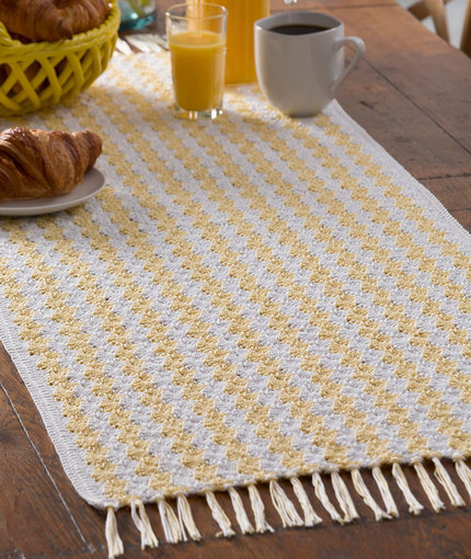crochet table runner tutorial xqmyyym