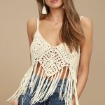 Crochet Tops- One for all