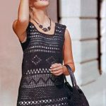Crochet tunic: Perfect for every occasion