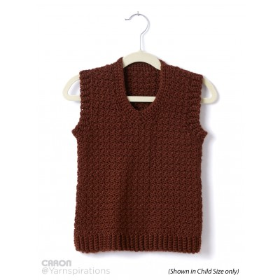 Crochet Vest adult crochet v-neck vest dfgqweu