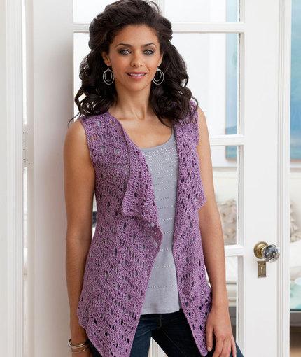 crochet vest pattern bnrmjir