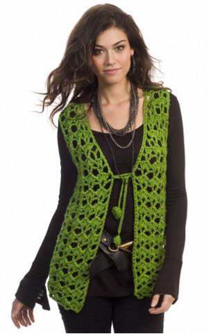 crochet vest pattern hippie holidays vest wmjmjge