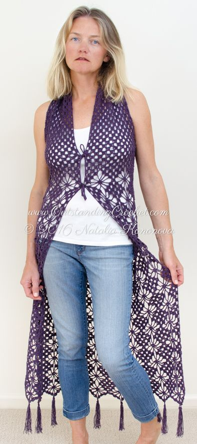 crochet vest pattern patterns for your outstanding crochet! effuoyx