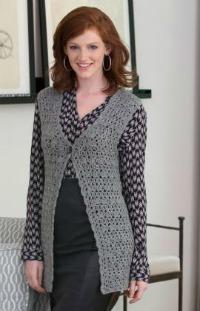 crochet vest pattern styled to work crochet vest mpakvrv