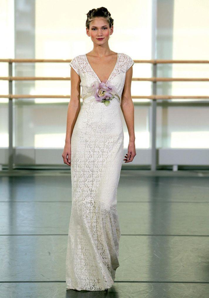 crochet wedding dress crochet yolanda wedding dress by claire pettibone wmhhbtn