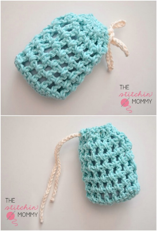 Crocheting For Beginners 2 soap saver pattern gdoluoo