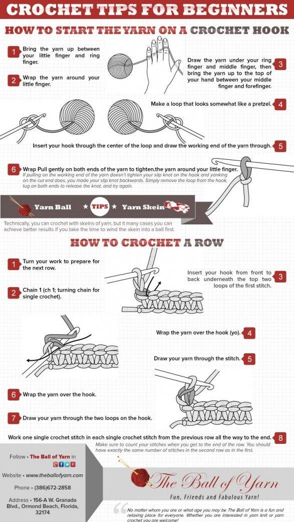 Crocheting For Beginners how to crochet for beginners txvhyrd