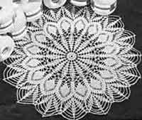 doily patterns easy doily gpdijgo