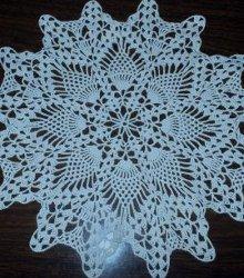 doily patterns pineapple crochet doily lwbikoz