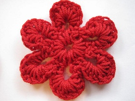 easy crochet flower skill level: crochet skill level easy vrqtxnb