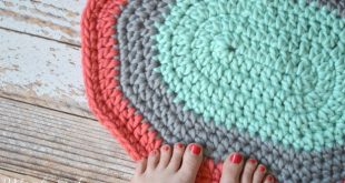 easy crochet patterns oval rug | easy crochet pattern | 17 amazing crochet patterns for beginners yrminya