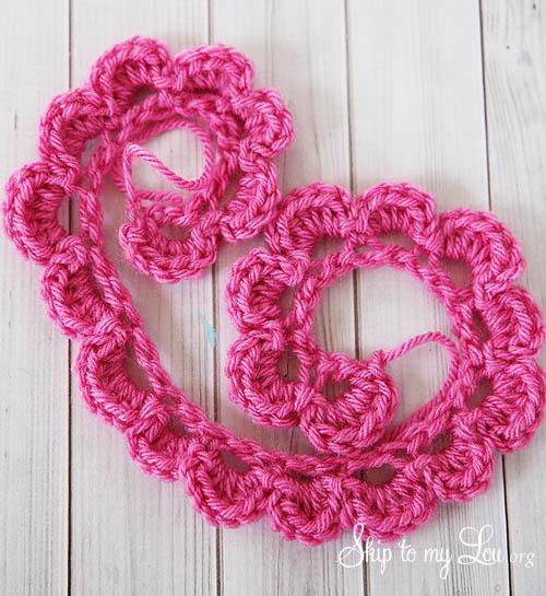 easy crochet rose tutorial tiaslod