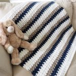 Choice A Personalized Gift: Crochet Baby Blanket