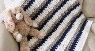 easy u0027done in a dayu0027 crochet baby blanket ftxflym