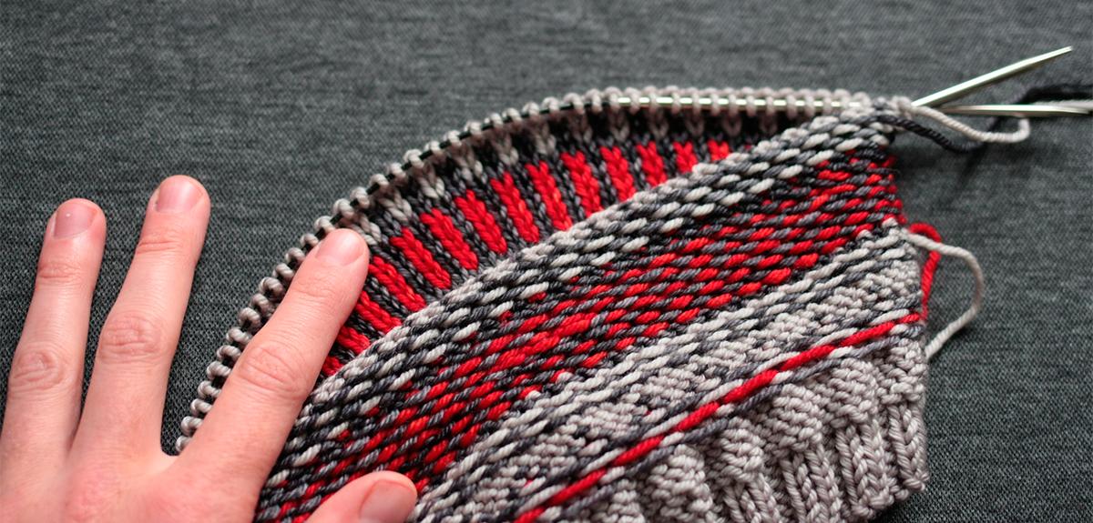 Various Types Of Knitting: Fair Isle Knitting