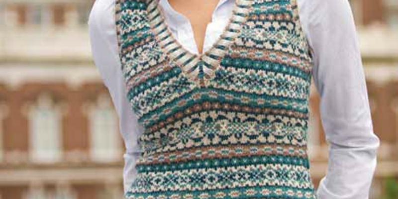 Fair Isle Knitting knitting fair isle: weaving in ends like a pro rjhztda