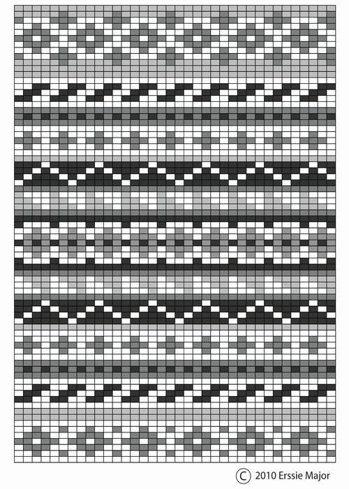 Fair Isle knitting patterns fair isle free pattern | örgü desenleri | pinterest | fair isles, fair sbegmln