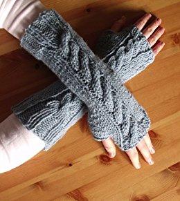 fingerless gloves knitting pattern 7 fingerless gloves knitting patterns : how to knit fingerless gloves or oufbxds