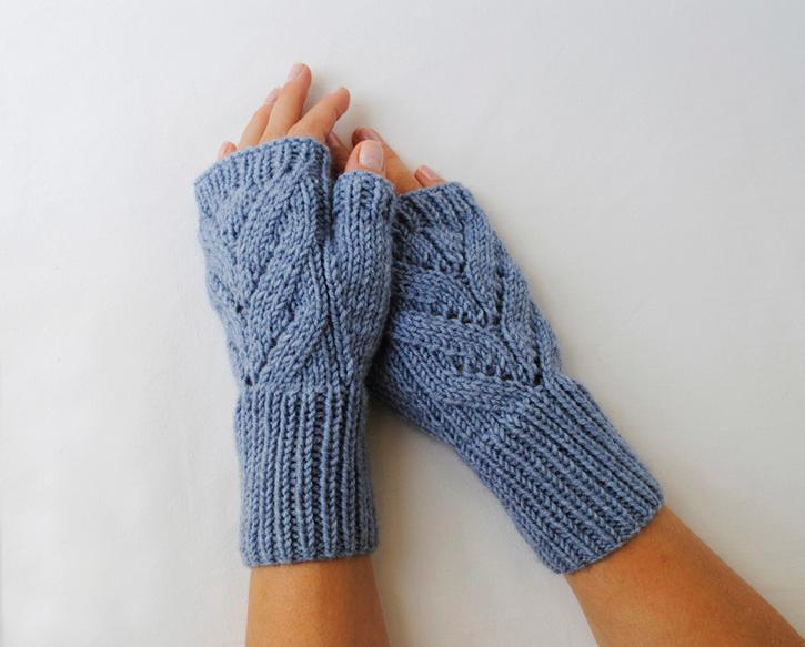 fingerless gloves knitting pattern  svtyxtg
