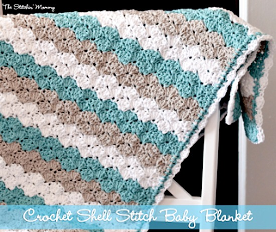 Free Afghan Crochet Patterns To Get Started Thefashiontamer