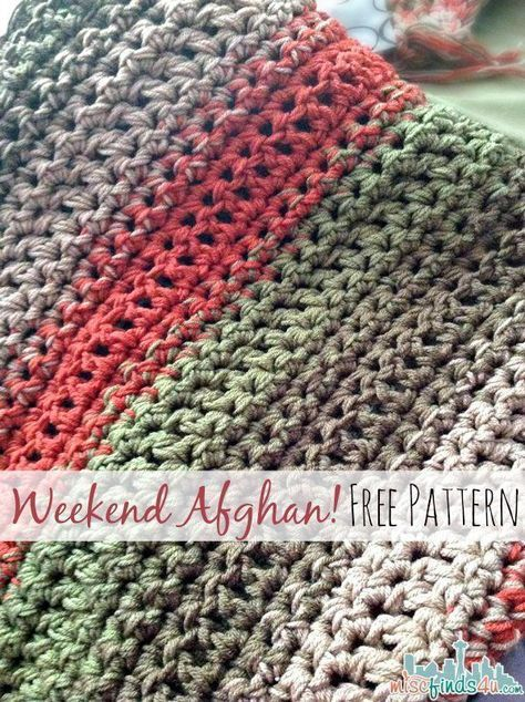 Free Afghan Crochet Patterns Free Crochet Pattern Fast And Easy