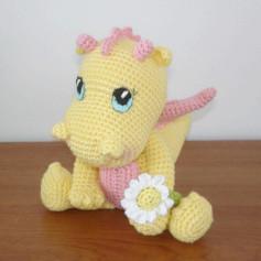 free amigurumi patterns baby dragons ldevulz