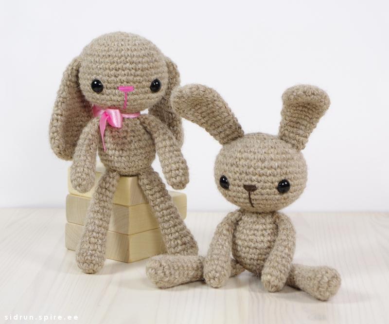 free amigurumi patterns crochet bunny okyzxlh