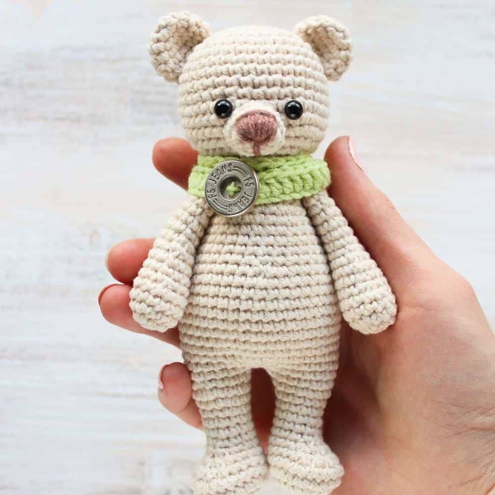 Make Toys with Free Amigurumi Patterns