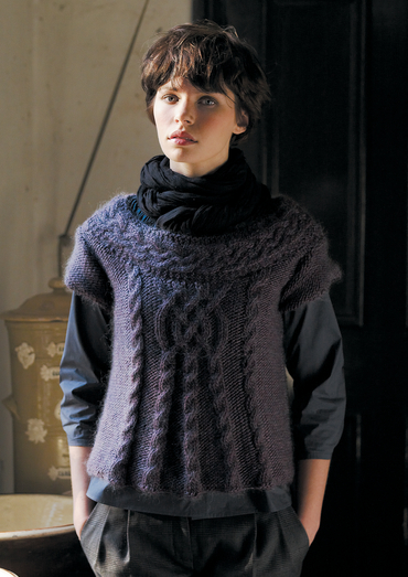 free aran knitting patterns stockport cropped cabled sweater free knitting pattern eegvwvj