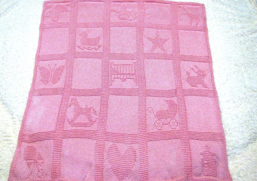 free baby blanket knitting patterns 🔎zoom xkljhcq
