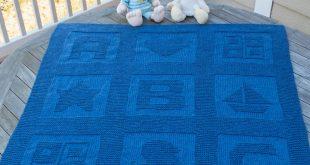 free baby blanket knitting patterns free knitting pattern for abc baby blanket mmzjkrc