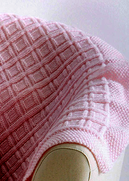 free baby blanket knitting patterns free knitting pattern for big baby blocks baby blanket. big baby blocks baby xqmkvxd