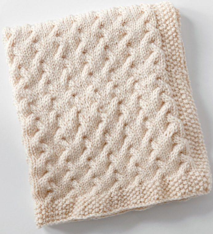 free baby blanket knitting patterns free knitting pattern for tiny ripples baby blanket vndxsxs