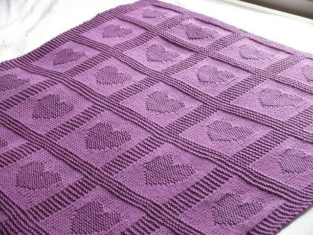 free baby blanket knitting patterns popular free aran baby blanket knitting patterns free pattern: heart baby  blanket rghfybn
