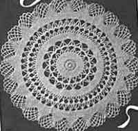free crochet doily patterns 1942 doily bubdmed