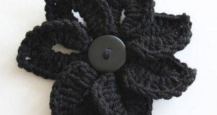 free crochet flower patterns 12. wnbqtck