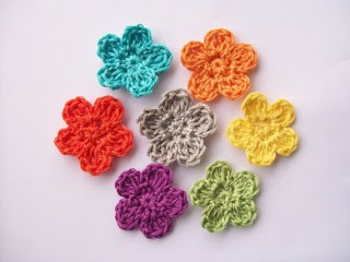 free crochet flower patterns 9. tiwuyut