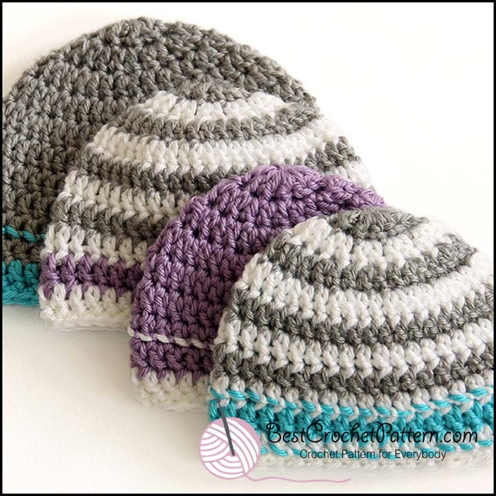 free crochet hat patterns for beginners estmrvx