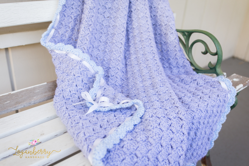 free crochet patterns for baby blankets crochet baby blanket with free pattern, crochet blanket with scallop edge, free ljdmjqd
