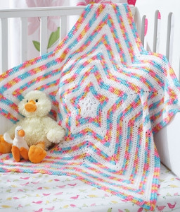 free crochet patterns for baby blankets shine bright star baby blanket | allfreecrochetafghanpatterns.com dgszpvr