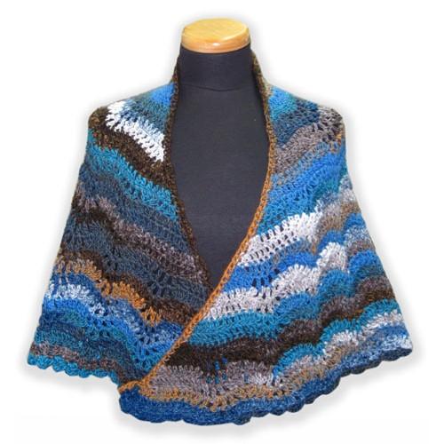 free crochet shawl patterns free mosaic crochet shawl pattern wyoyafl